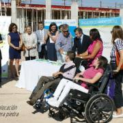 Primera piedra nuevo centro de escucha Alicante
