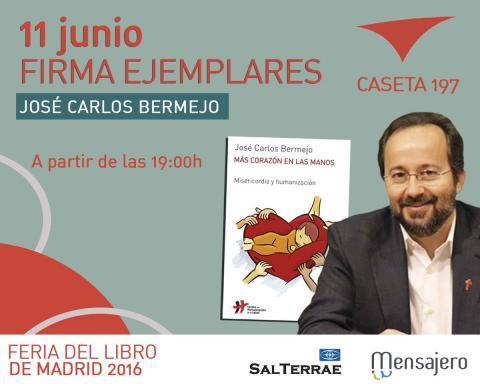 Feria del libro: Sal Terrae, 11 de junio, sábado
