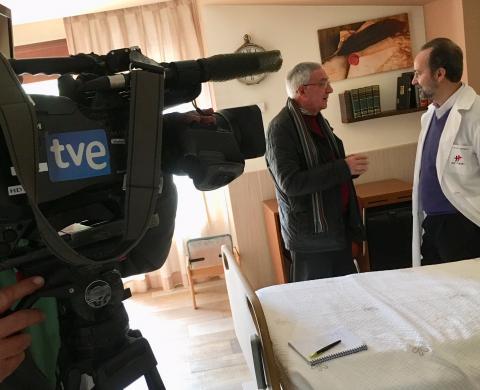 Día 4 de febrero: Bermejo en TV2