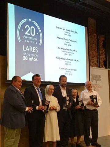 Lares celebra su 20 aniversario
