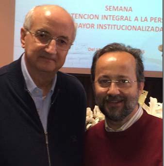 Misericordia y salud. Luciano Sandrin