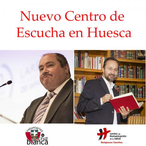 Nuevo Centro de Escucha en Huesca