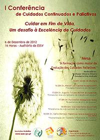 Comunicación en Cuidados Paliativos en Viseu, Portugal