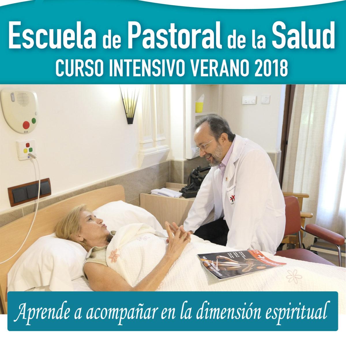 Escuela de Pastoral de la Salud, julio 2018