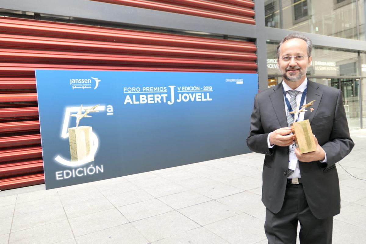 Premio Albert Jovell: José Carlos Bermejo