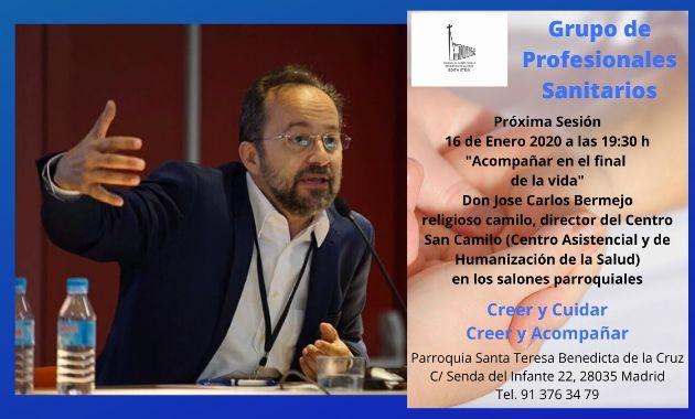 Eutanasia en Madrid con Bermejo