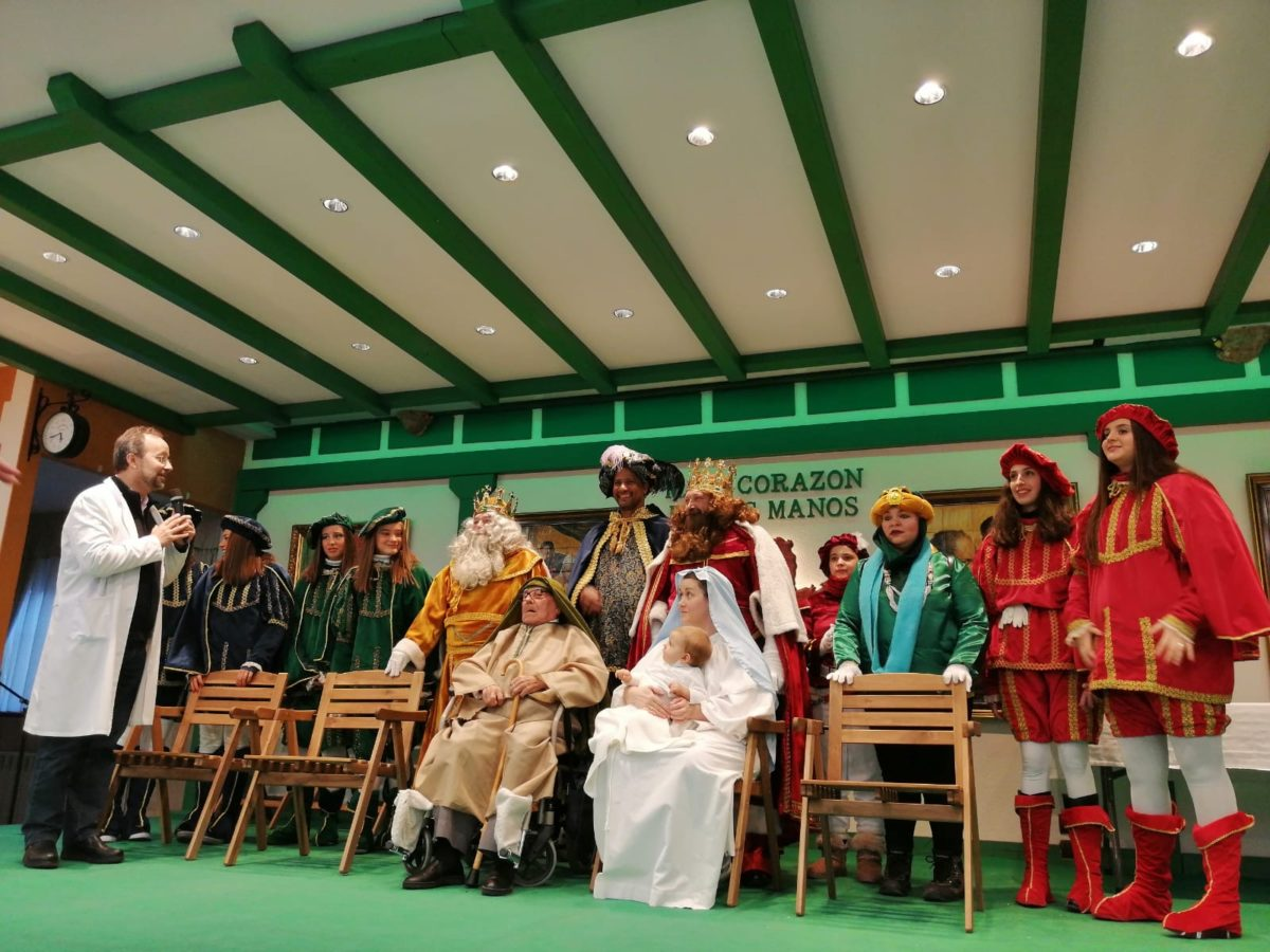 Reyes Magos en San Camilo