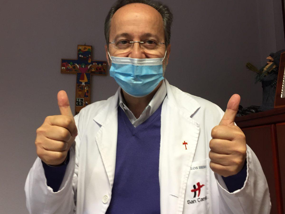 Cuidar y curar en tiempos de pandemia