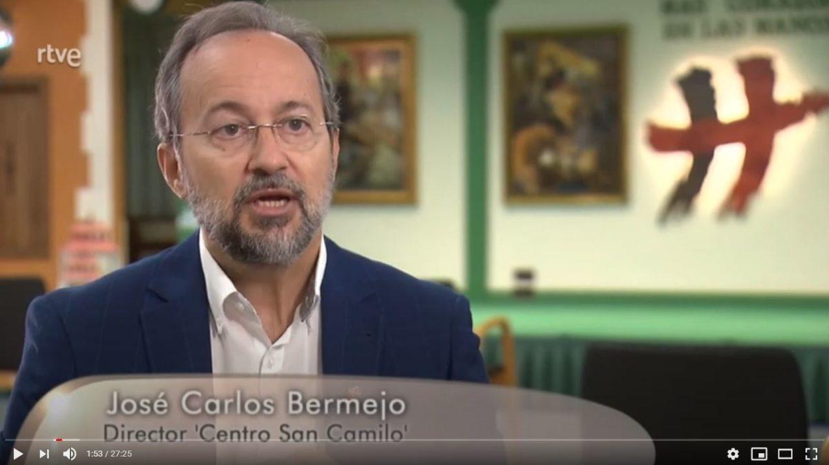 El Centro San Camilo en el programa «Pueblo de Dios»