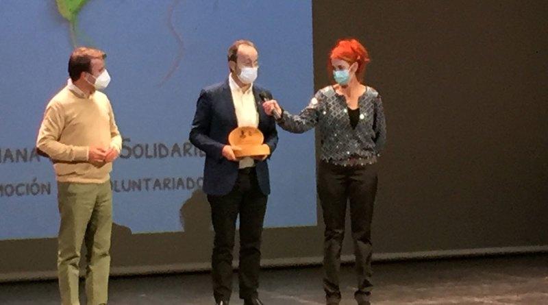 Premio a la solidaridad (Entrevista de Bermejo en la SER)
