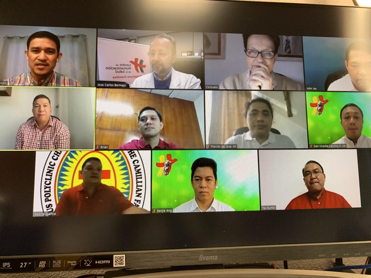 Clausurado curso en Filipinas