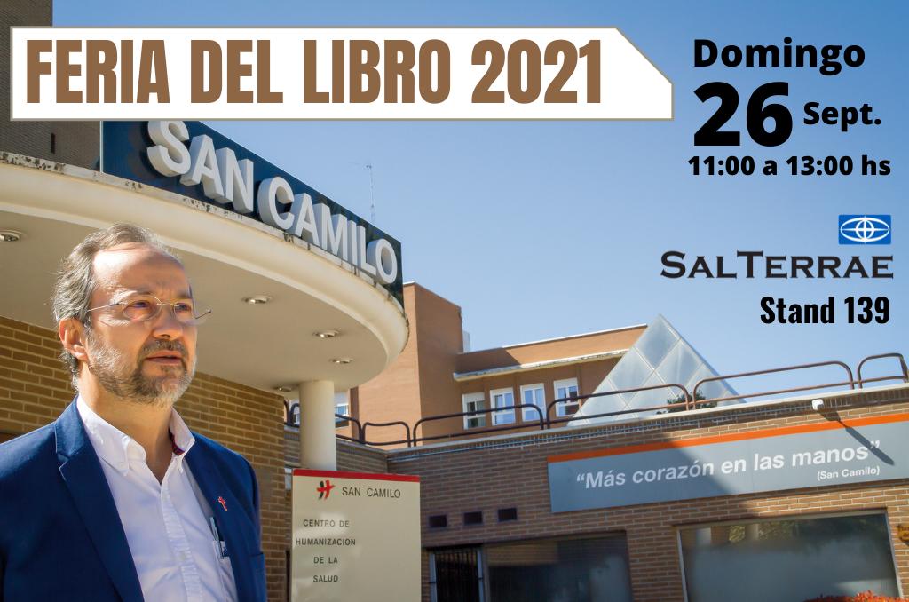 Bermejo en la Feria del Libro 2021