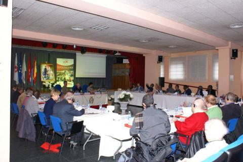 Madrid Ex-Change, encuentro mundial de camilos por la humanización.