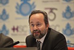 José Carlos Bermejo defiende la necesidad de humanizar la vida sanitaria