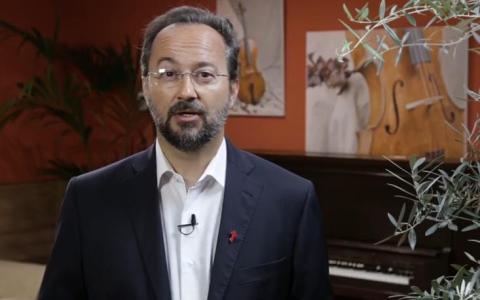 José Carlos Bermejo presenta la Unidad de Cuidados Paliativos San Camilo (Subtitulado en Inglés)