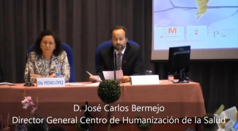 Inauguración de Las X Jornadas de Duelo (José Carlos Bermejo)