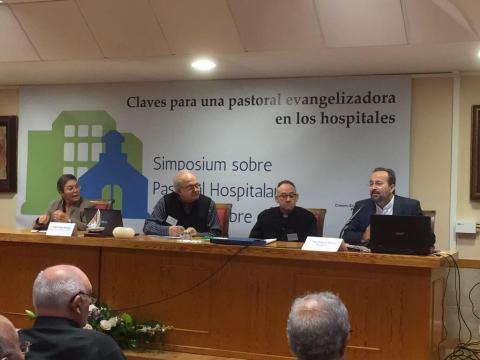 La pastoral hospitalaria en formación