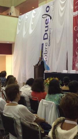 Congreso de duelo en México