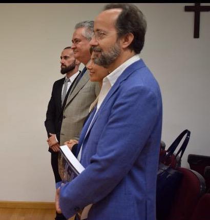 Bermejo en la Universidad Católica de Murcia
