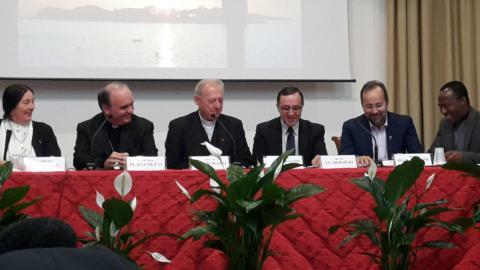 Por una teología del fango: Bermejo en Roma. A 30 años del Camillianum