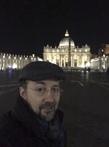 Counselling pastoral en Roma
