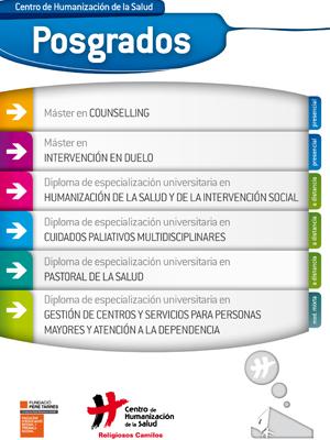 Nuevos planes de formación de posgrado del Centro de Humanización de la Salud