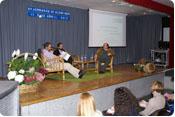 PowerVote en mesa de diálogo sobre alzhéimer moderada por José Carlos Bermejo