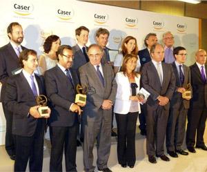 """El CEHS recibe el accésit de la Fundación Caser en la III Edición de los premios Dependencia y Sociedad por el DVD """"Apoyo en el Alzheimer y otras demencias: humanización del cuidado al cuidador"""""""