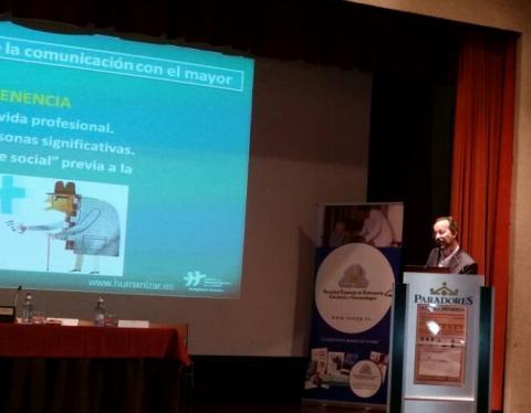 Congreso SEEGG en Segovia cuenta con Bermejo