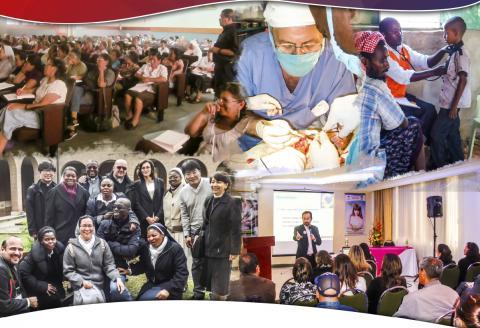 Centro de Humanización acoge reunión mundial
