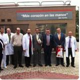 Visita del Consejero de Servicios Sociales de la Comunidad de Madrid