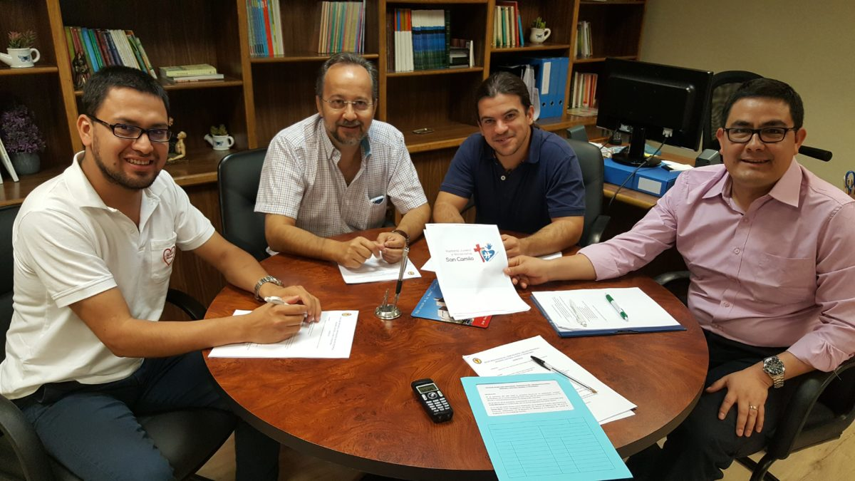 Bermejo Promueve la pastoral juvenil en la Provincia Española