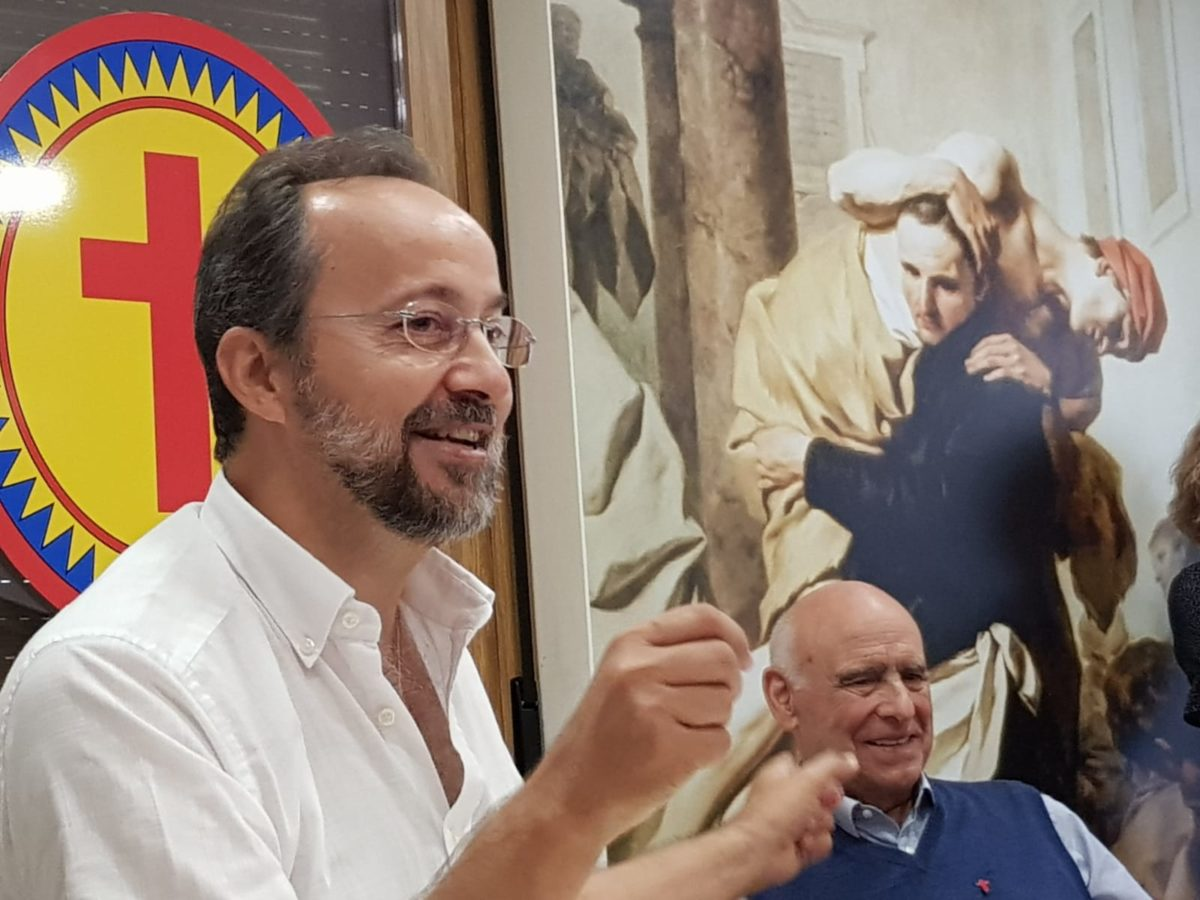 Inaugurado Centro de Escucha Sevilla