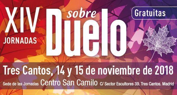 14 y 15 de noviembre, Bermejo en las Jornadas de duelo en Tres Cantos