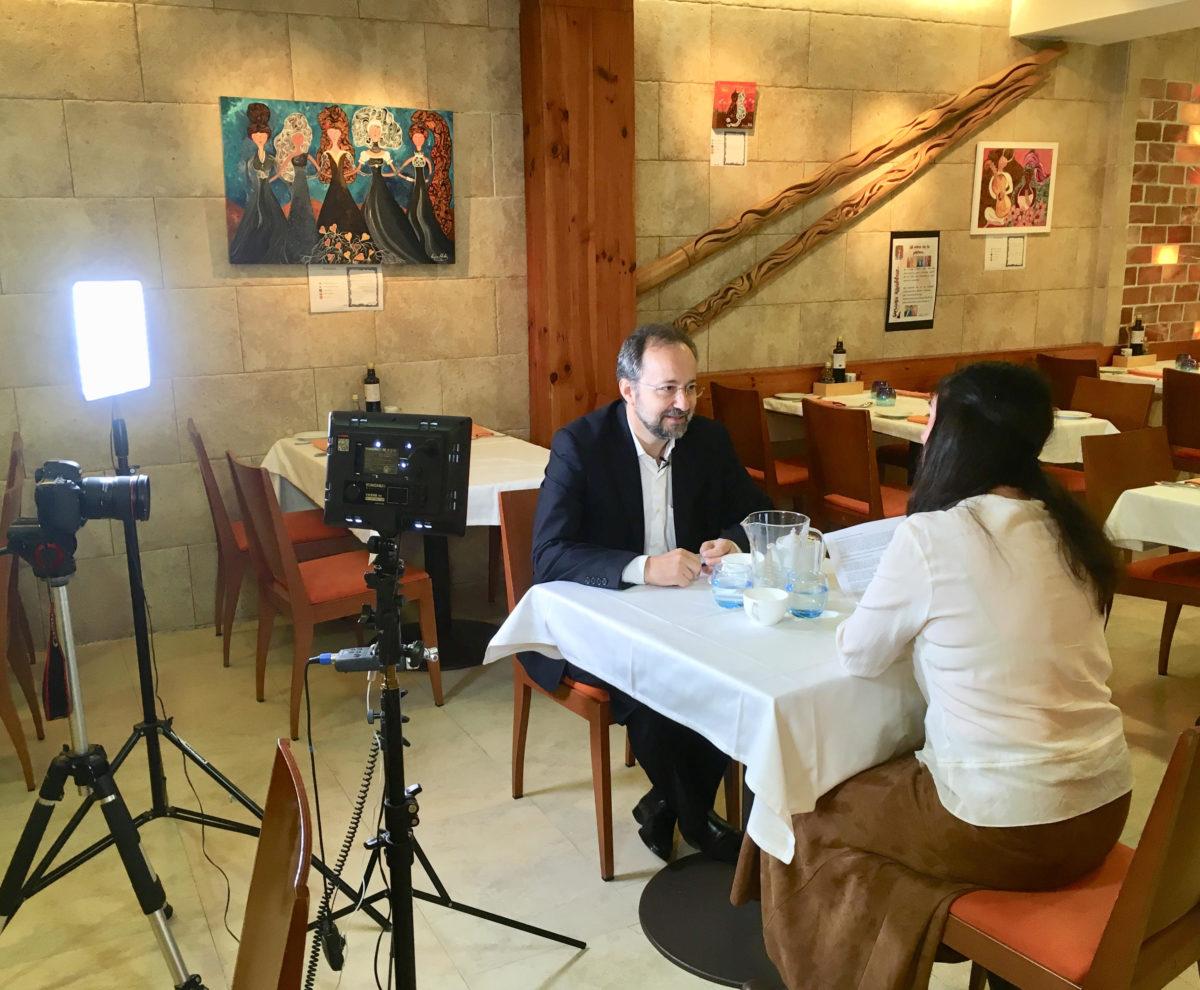 El hilo de Ariadna TV con José Carlos Bermejo