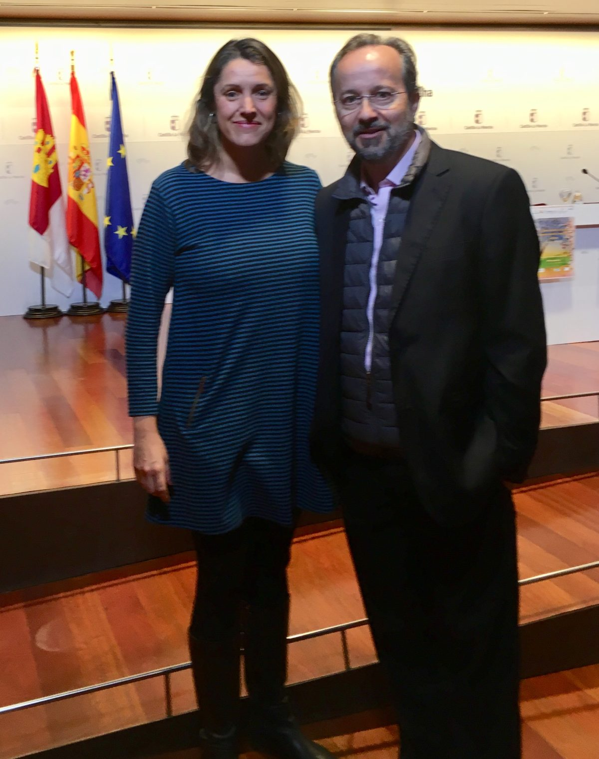 El Centro de Humanización en Jornadas La Mancha