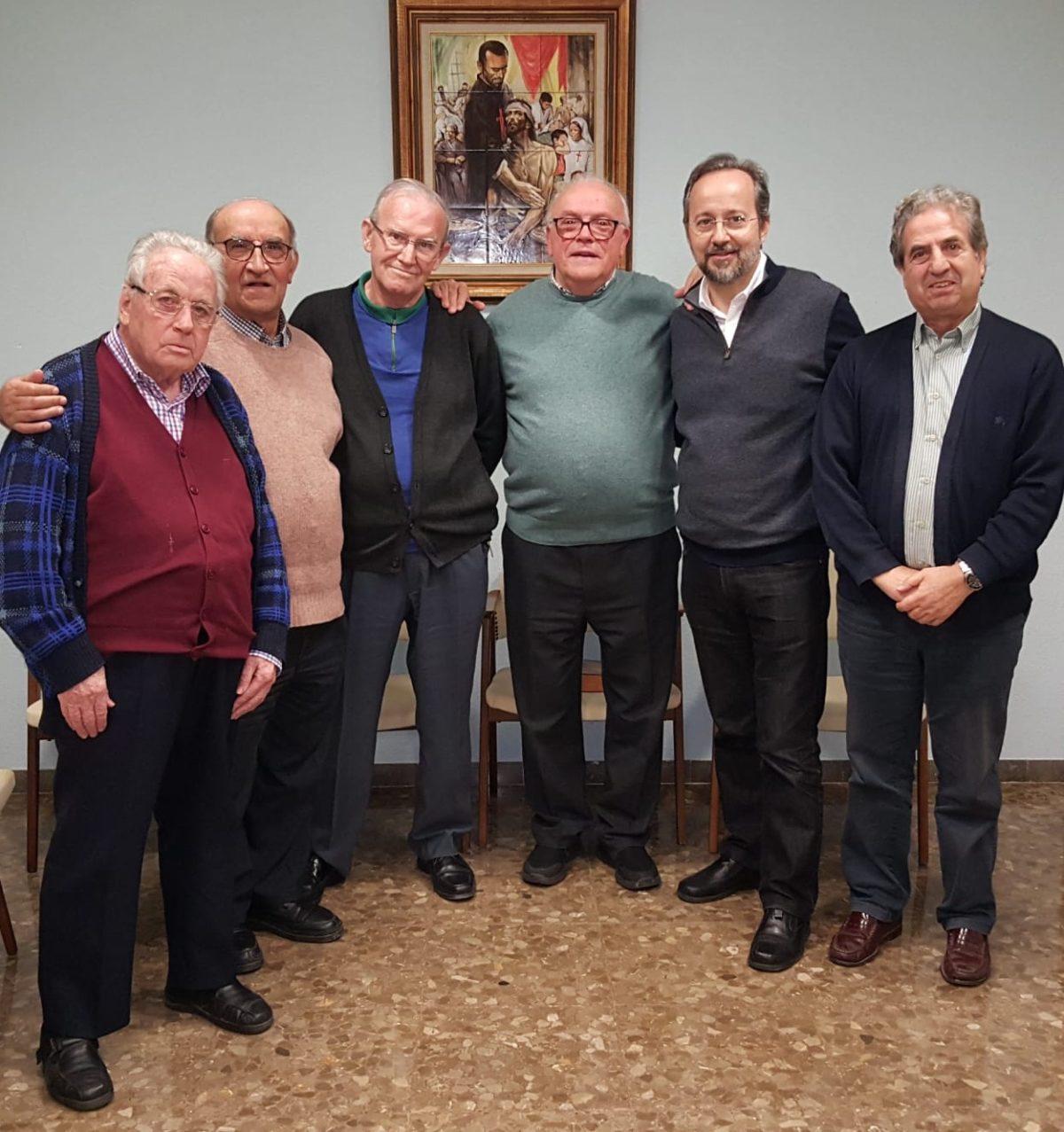 Camilos de Sant Pere de Ribes, Barcelona con Bermejo