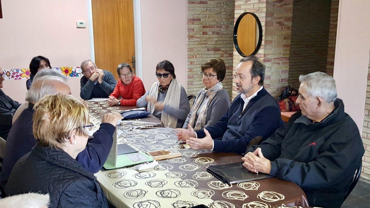 Familia camiliana en Sant Pere de Ribes