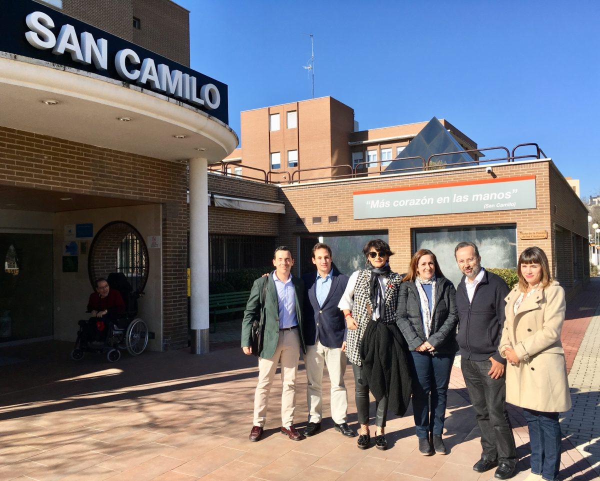 Amavir en San Camilo