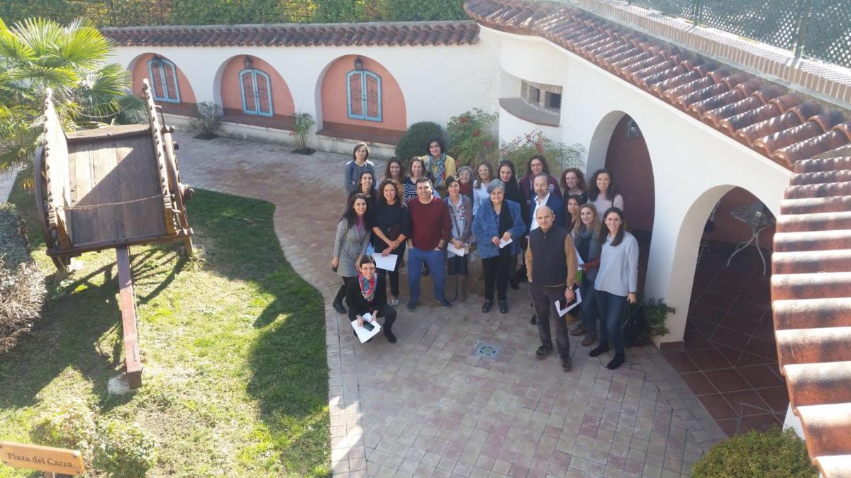Fundación Pilares en San Camilo con Bermejo