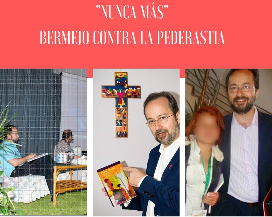 «Nunca más»: Bermejo contra la pederastia