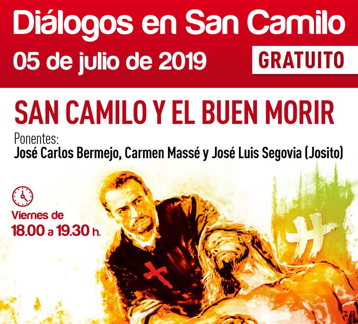 San Camilo y el buen morir: 5 julio