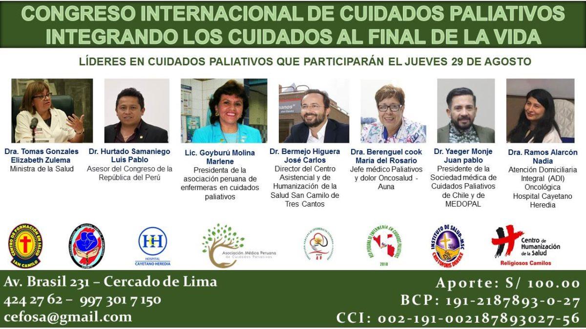 Cuidados paliativos Perú