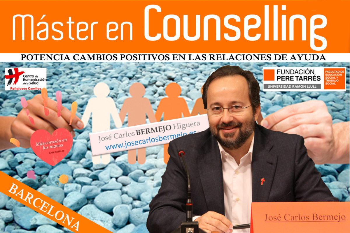 Master en counselling Barcelona
