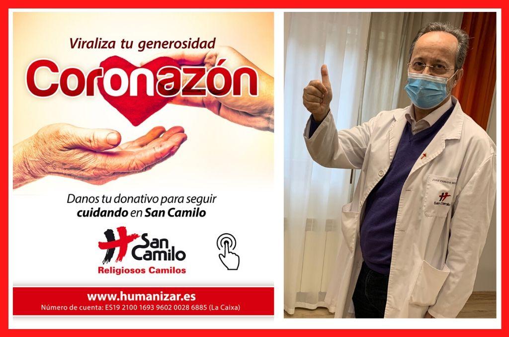 Campaña Coronazón: viraliza tu generosidad