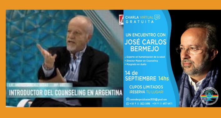 Andrés Sánchez Bodas y  José Carlos Bermejo, juntos en zoom
