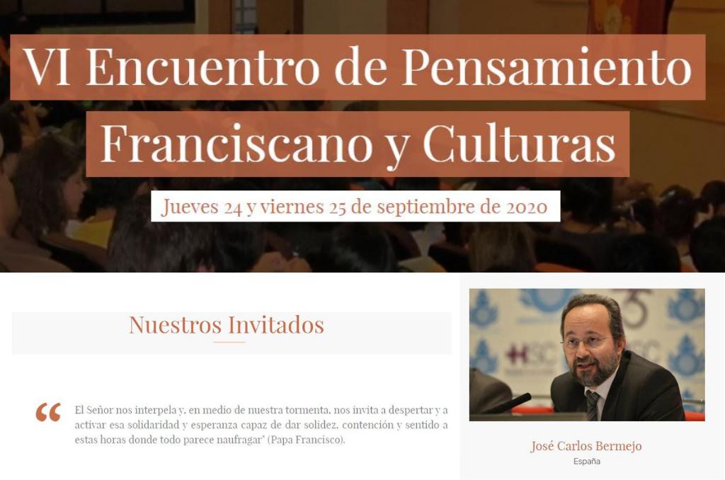 Celebrado VI Encuentro de Pensamiento Franciscano